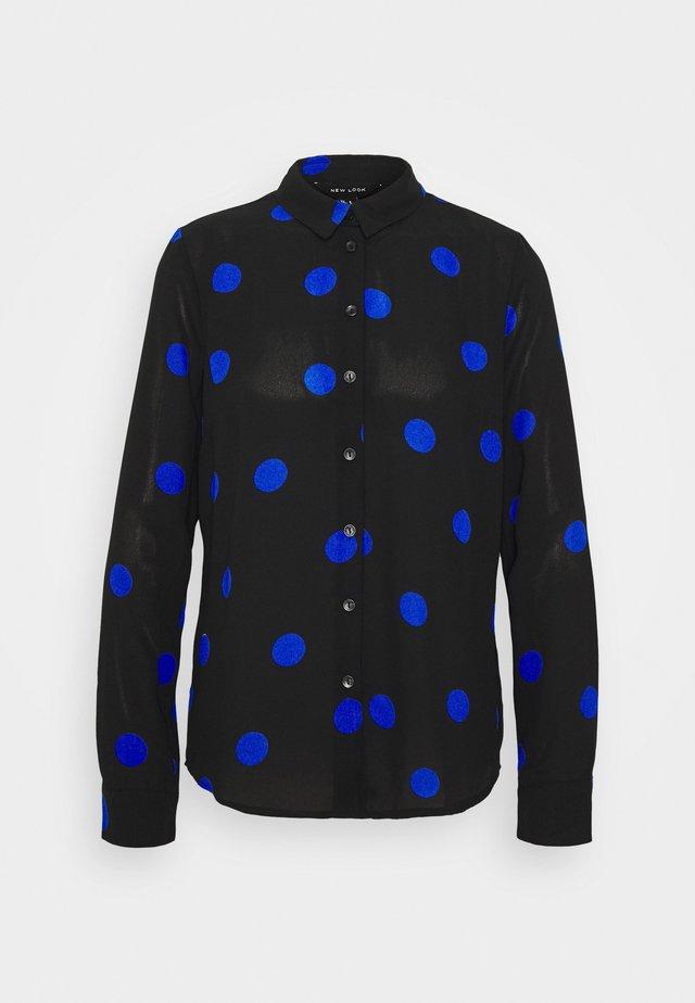 Koszula - black pattern