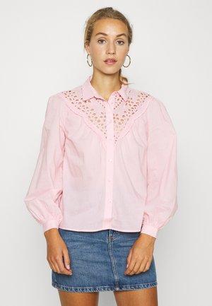 MAX CUTWORK  - Skjorte - light pink