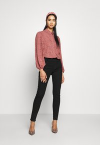 New Look - MAGGIE MAE BLOUSE - Camicia - black - 1