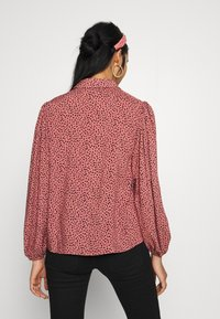 New Look - MAGGIE MAE BLOUSE - Camicia - black - 2
