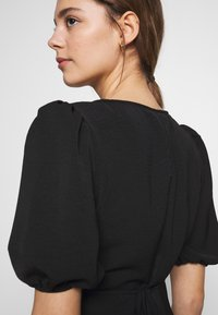 New Look - TEA BLOUSE - Blusa - black - 3