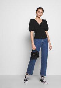 New Look - TEA BLOUSE - Blusa - black - 1