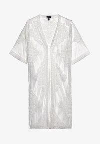 New Look - MADDIE KIMONO - Veste légère - white - 0