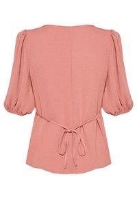 New Look - TEA BLOUSE - Pusero - mid pink - 1