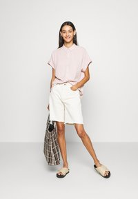 New Look - JAKE - Overhemdblouse - mid pink - 1