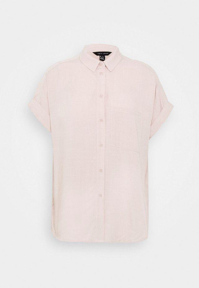 Koszula - mid pink