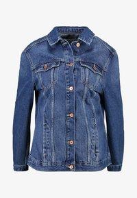 New Look - JACKET PEACHY - Spijkerjas - mid blue - 4