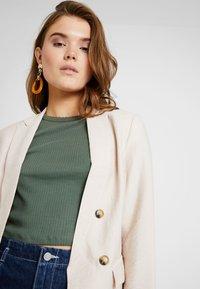 New Look - JANE - Blazer - stone - 3