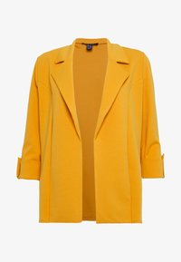 New Look - CREPE - Blazer - dark yellow - 3