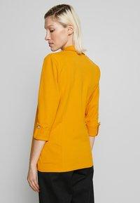 New Look - CREPE - Blazer - dark yellow - 2