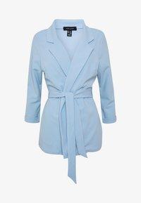 New Look - Blazer - light blue - 5