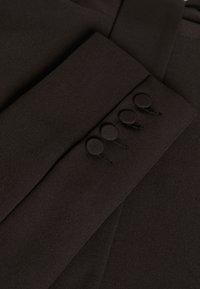 New Look - Kort kåpe / frakk - black - 2