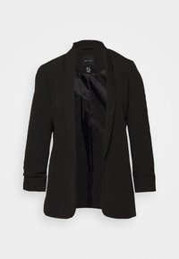 New Look - NAPLES RUCHED - Blazer - black - 3