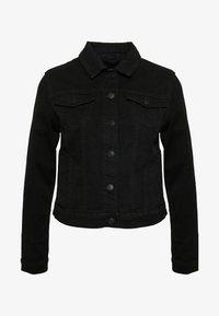 New Look - ELLIOT LEAD IN JACKET - Denim jacket - black - 3
