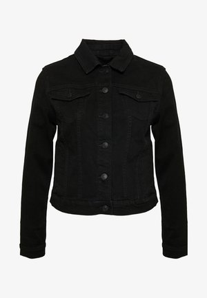 ELLIOT LEAD IN JACKET - Džínová bunda - black
