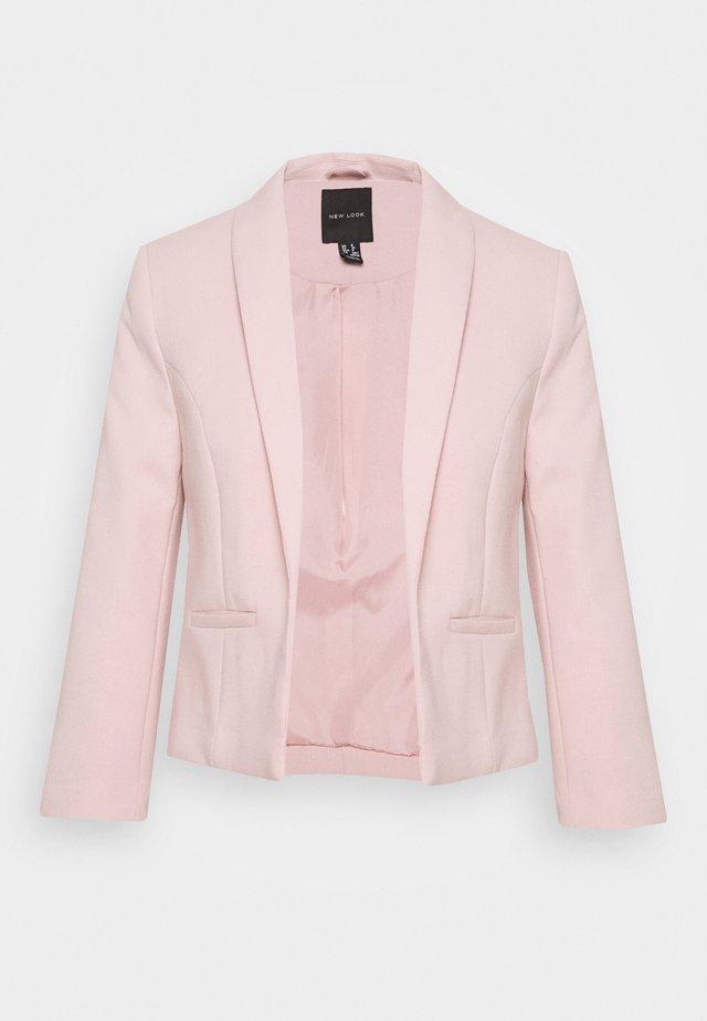 HARPER CROP  - Sportovní sako - pale pink