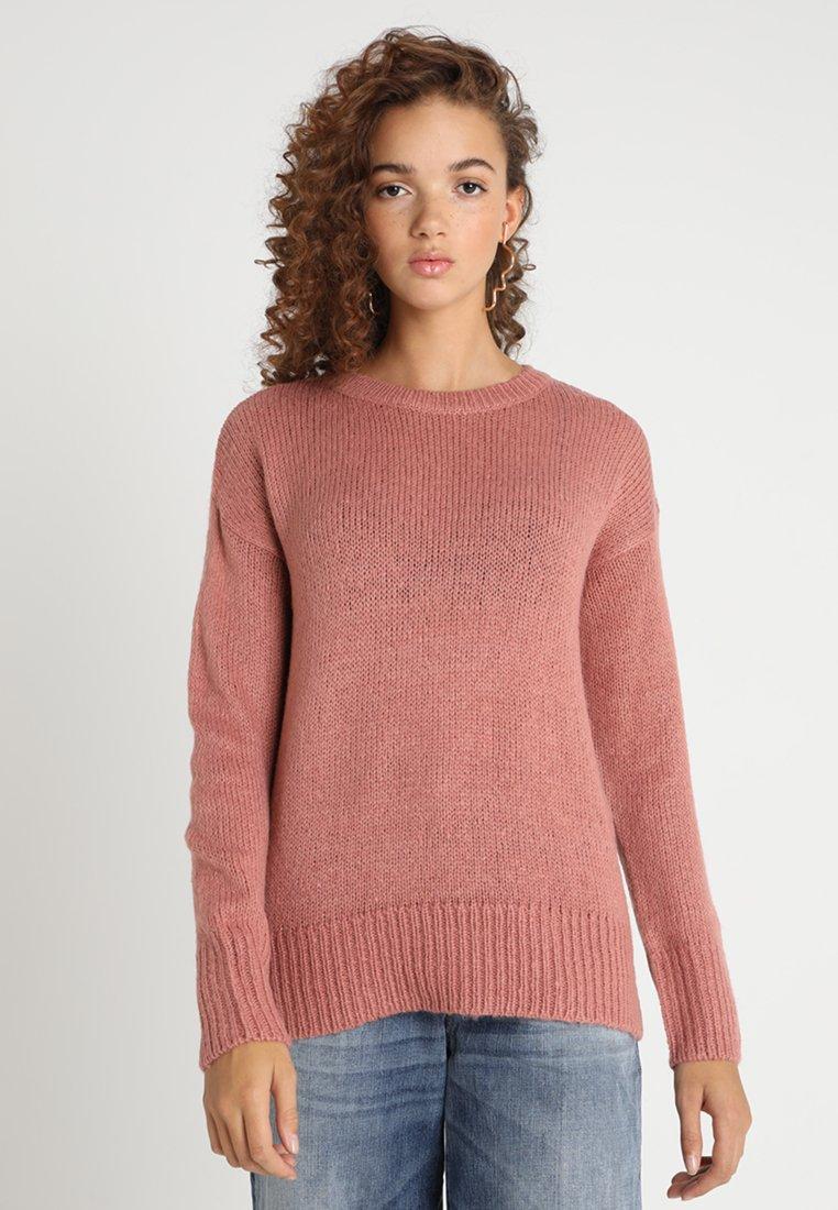 New Look - LEAD IN  - Jersey de punto - mid pink