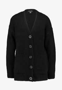 New Look - BOYFRIEND CARDI - Cardigan - black - 3