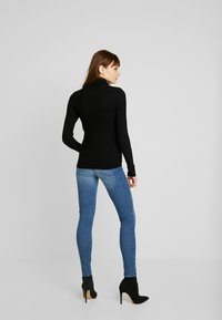 New Look - ROLL - Maglione - black - 2