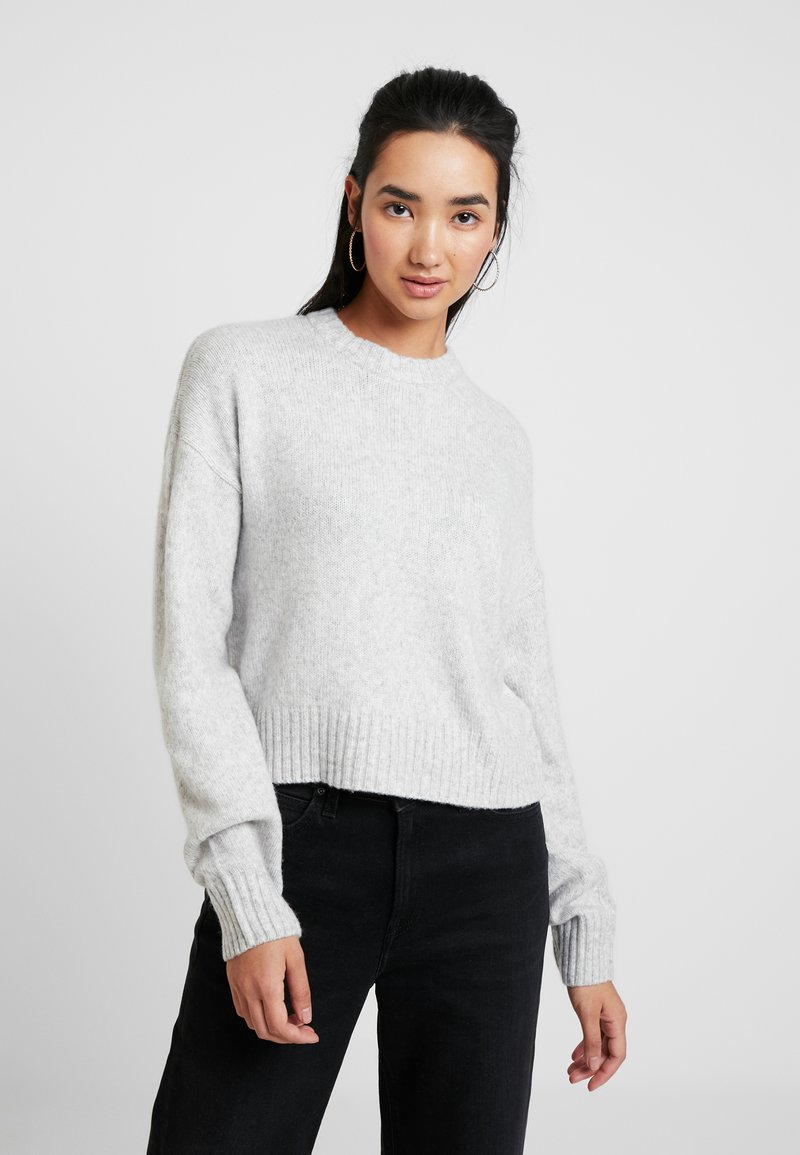 New Look - Jumper - pale grey