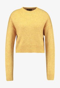 New Look - Strikkegenser - mustard - 4