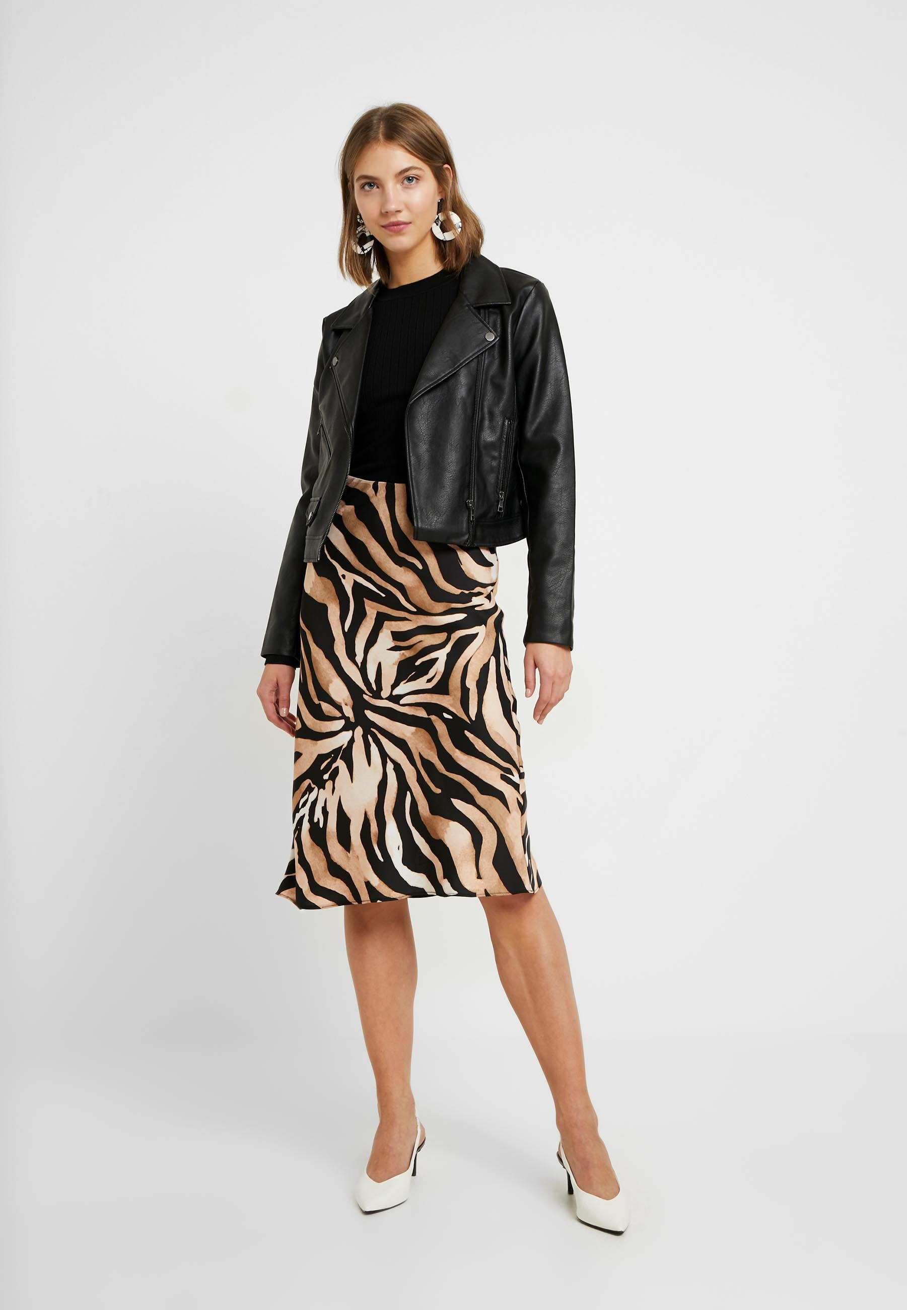 New Look CREW - Sweter - black