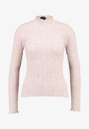 LETTUCE EDGE STAN - Trui - light pink