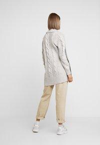 New Look - Cardigan - pale grey - 2