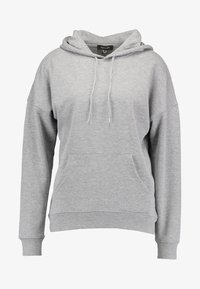 New Look - OVERSIZED HOODY - Sweat à capuche - grey marl - 4