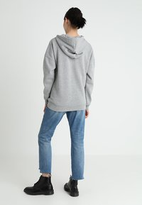 New Look - OVERSIZED HOODY - Sweat à capuche - grey marl - 2