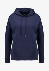 New Look - OVERSIZED HOODY - Sweat à capuche - navy - 4