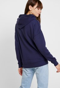 New Look - OVERSIZED HOODY - Sweat à capuche - navy - 2