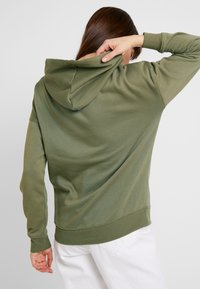 New Look - OVERSIZED HOODY - Hoodie - dark khaki - 2