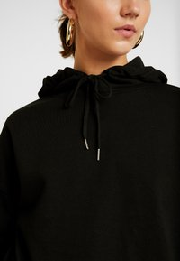 New Look - OVERSIZED HOODY - Hoodie - black - 5
