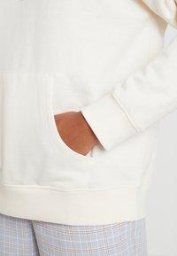New Look - MADE YOU LOOK HOODY - Hoodie - off white - 5
