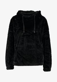 New Look - HOODY - Felpa con cappuccio - black - 4