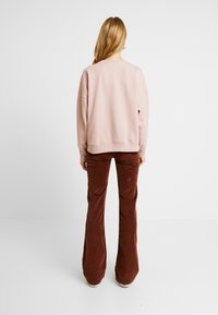 New Look - LOVE MORE - Bluza - nude - 2
