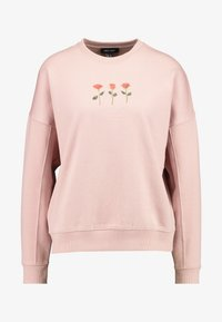 New Look - LOVE MORE - Bluza - nude - 4
