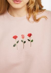 New Look - LOVE MORE - Bluza - nude - 5