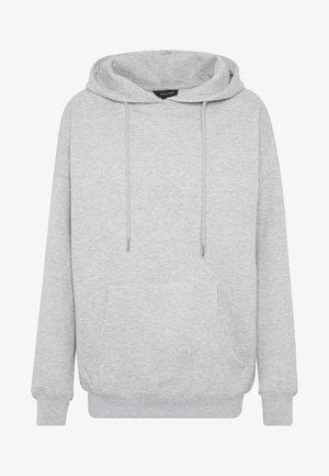 HOODY - Bluza z kapturem - light grey