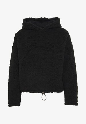TEDDY HOODY - Sweat à capuche - black