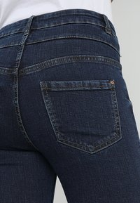 New Look - HIGHWAIST - Skinny džíny - blue pattern - 5