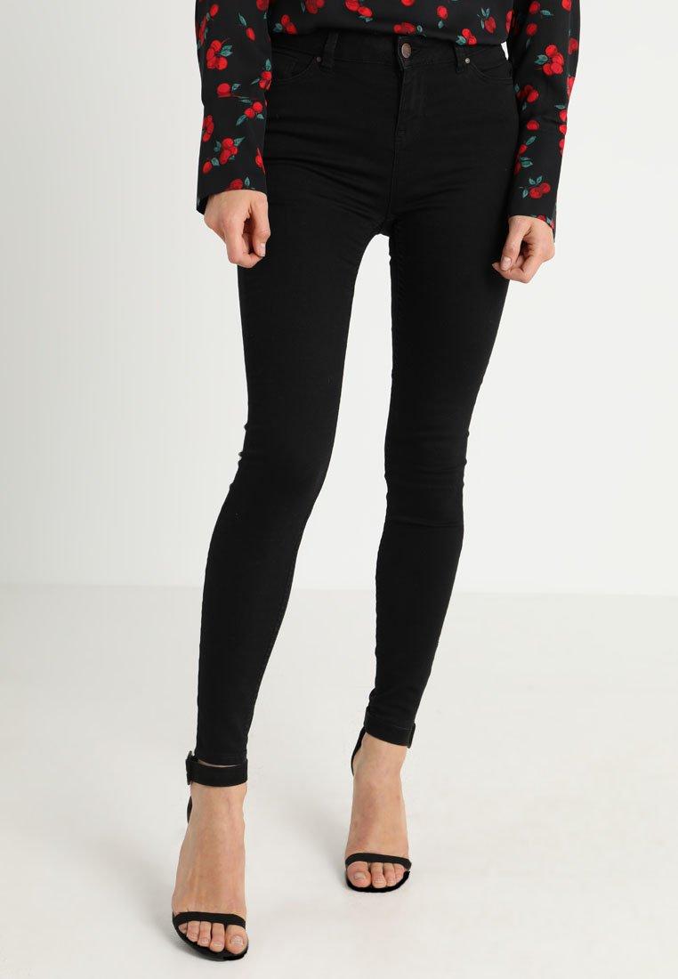 New Look - SUPERSOFT - Skinny džíny - black