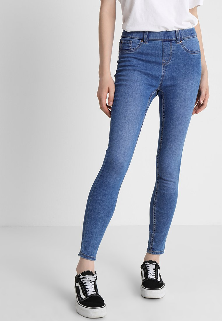 New Look - Jeggings - mid blue