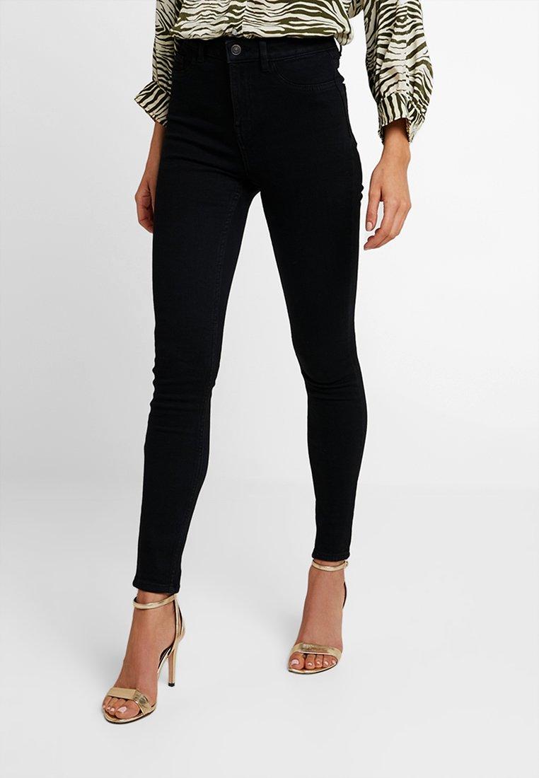 New Look - DISCO - Jeans Skinny Fit - black