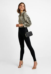 New Look - DISCO - Jeans Skinny Fit - black - 2