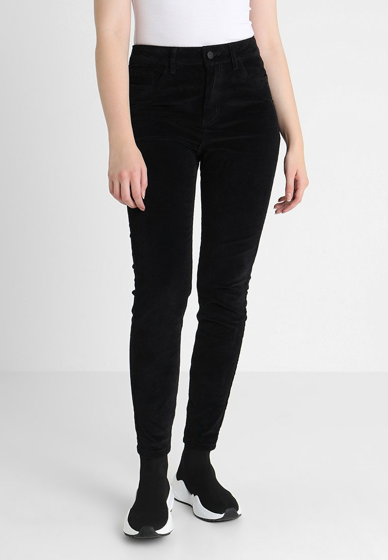 New Look - Trousers - black