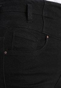 New Look - HIGHWAIST SKINNY - Jeans Skinny Fit - black - 3