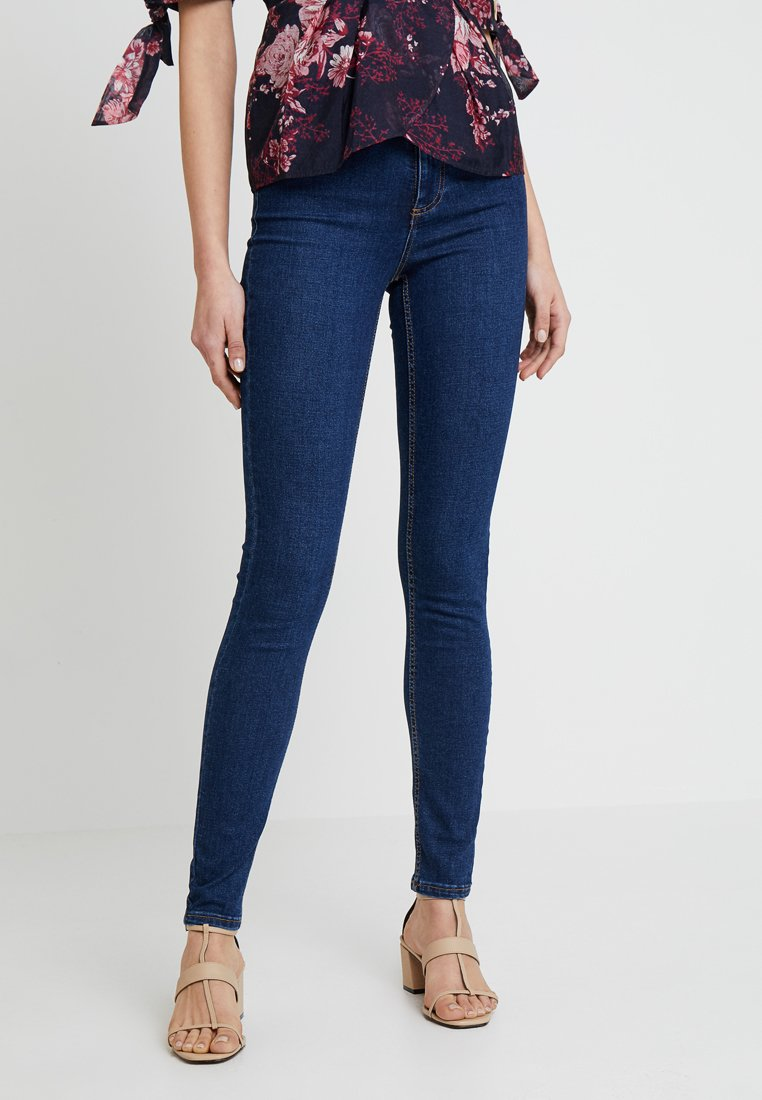 New Look - DISCO - Jeans Skinny Fit - mid blue