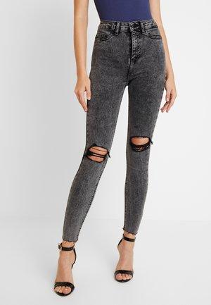 ETREME  - Jeans Skinny Fit - black